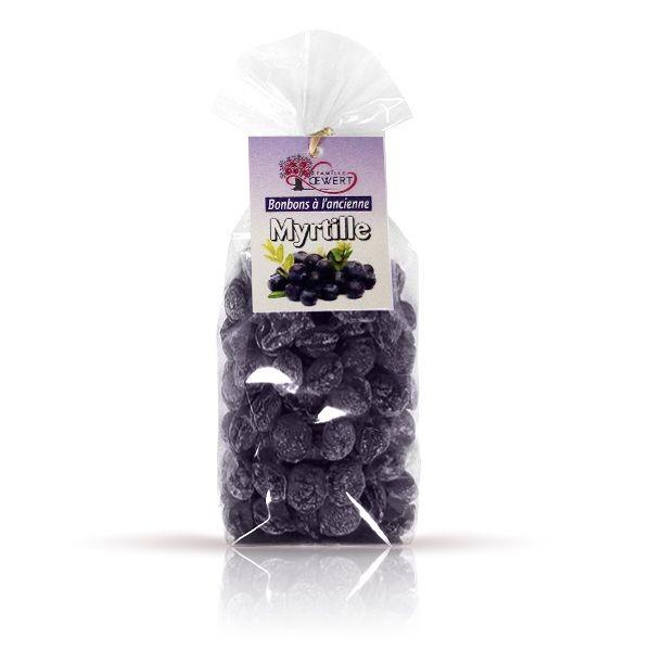 Bonbon à la Myrtille