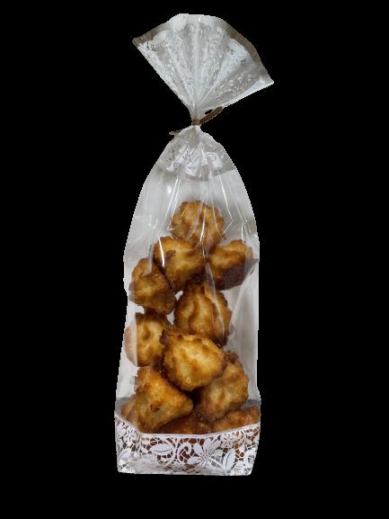 Macaron coco nature