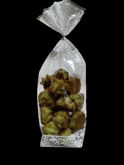 Macaron coco pistache