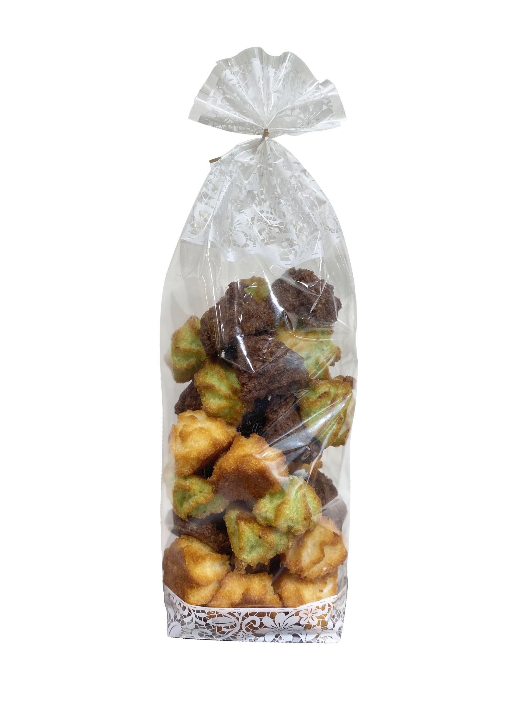 Macaron coco mélange