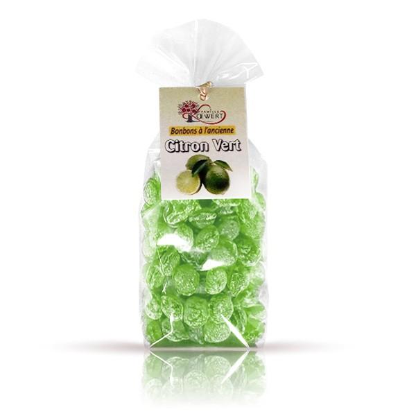 Bonbon au Citron vert