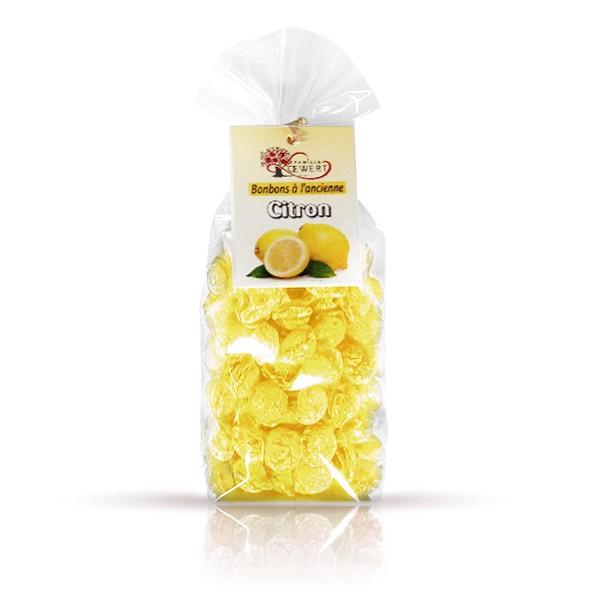 Bonbon au Citron jaune