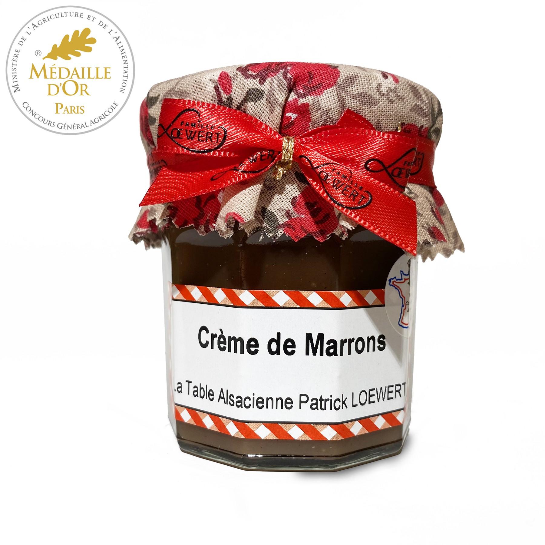 Crème de marron : OR 2016
